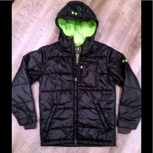 Under Armour Storm hooded Coat